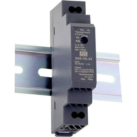 DDR-15G-24 - Mean Well - DDR15G24 - datasheet