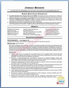 resume format resume examples hr generalist With human resources generalist resume