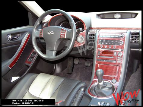 vehicle repair manual 2007 infiniti g35 interior lighting 05 06 07 infiniti g35 basic dash kit w o navigation w automatic transmission 29 pcs auto