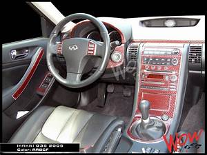 05 06 07 Infiniti G35 Coupe Basic Dash Kit  W   Navigation