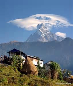Nepal Mountain Villages