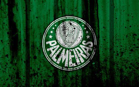 Download wallpapers FC Palmeiras, 4k, grunge, Brazilian ...