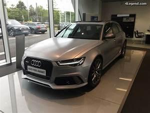 Audi Occasion Velizy : audi rs 6 performance gris floret mat audi exclusive chez audi v lizy ~ Gottalentnigeria.com Avis de Voitures