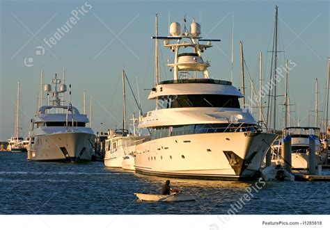 Yacht Vs Boat by Row Boat Vs Superyacht Picture