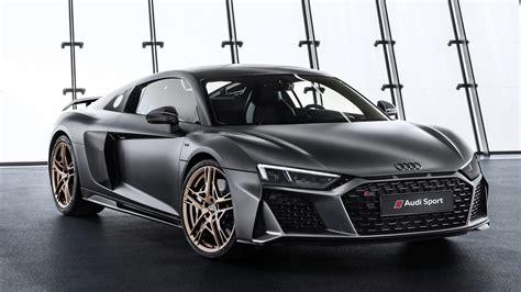 Audi R8 2020 by 2020 Audi R8 V10 Decennium Top Speed