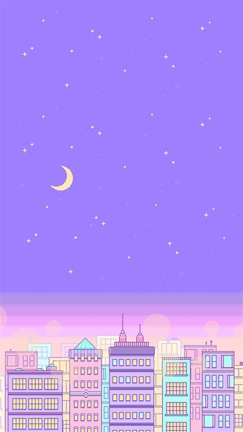 Backgrounds Aesthetic Lock Screen Wallpaper Iphone by Pastel Purple Aesthetic Vaporwave Ish In 2019