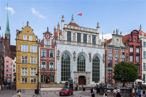Gdansk has schools of medicine, engineering, and fine arts. 20 Must-Visit Attractions in Gdańsk, Poland