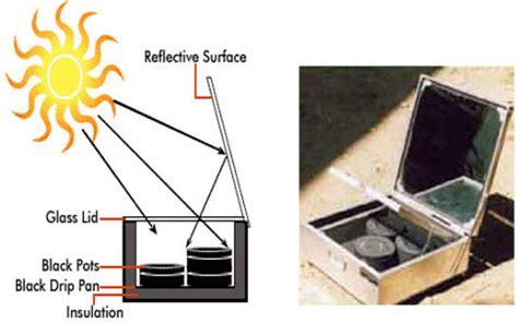 solar cooker   steps