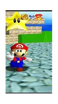 Retro Mario Time - (Super Mario 64 Retro Rom Hack ...