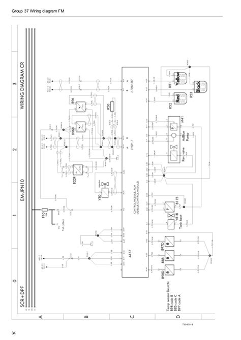 volvo d12a engine diagram wiring diagrams image free