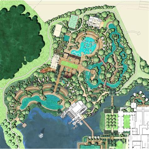 master plan  amenity island project  seasons