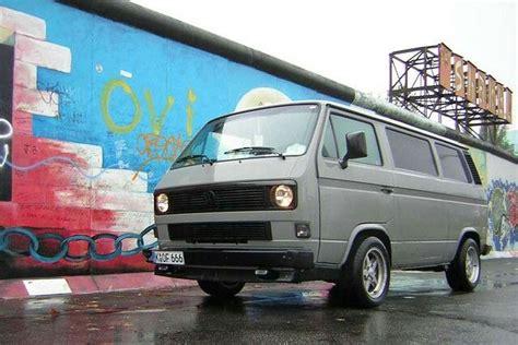 flay grey vw t3 t25 vw transporter volkswagen vw t3 volkswagen