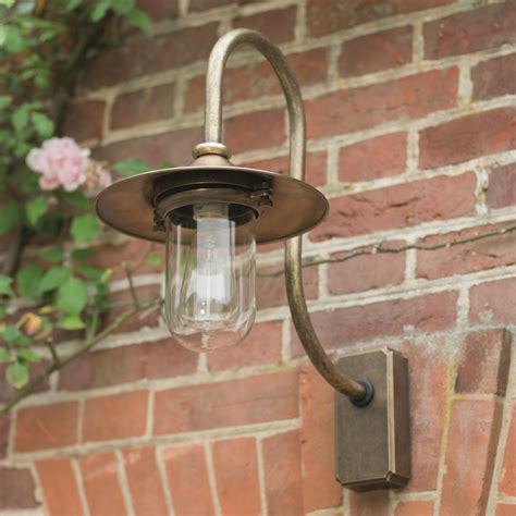 Striking Outdoor Lighting by A Striking Outdoor Light Handmade In Solid Brass Our