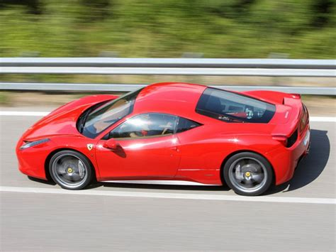 If anything, it makes the car look even more similar to the racing 458s. 2015 Ferrari 458 Italia Pictures/Photos Gallery - The Car Connection