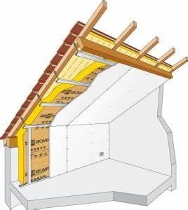 Isolation Thermique Combles : isolation thermique des combles simple ou double couche ~ Premium-room.com Idées de Décoration