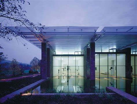 renzo piano building workshop beyeler foundation museum how water meets the building lobbies