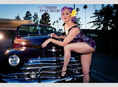 Tonya Kay's Pinup Pole Show » Photos