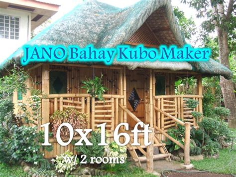 nipa hut everything bahay kubo house plans 27658