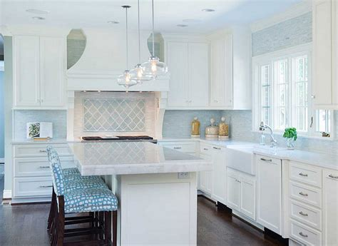 Teal Kitchen White Cabinets by Choosing The Best Colours For Your Kitchen Beautiful