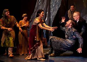 'Pericles' at Shakespeare Theatre Blends High Comedy, Deep ...