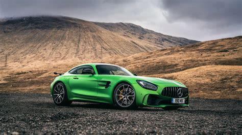 Amg Gtr Wallpaper Hd by 2017 Mercedes Amg Gt R Wallpapers Hd Images Wsupercars