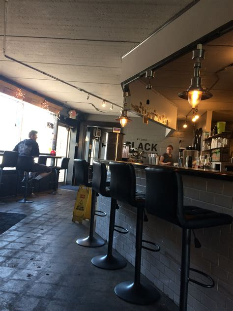 Well, maybe not quite yet, but black coffee and waffle bar is looking to make that a reality in the near future. Black Coffee and Waffle Bar- Minneapolis, Minnesota