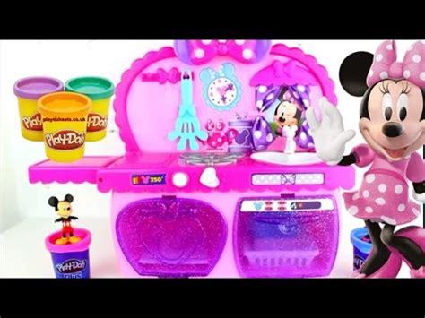 jeux de minnie cuisine jouets cuisine de minnie mouse kitchen cupcake gâteau