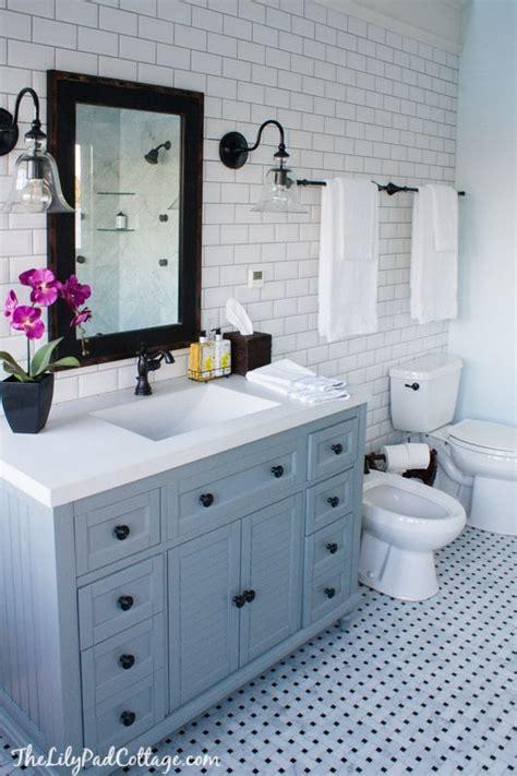 Black Bathroom Fixtures Decorating Ideas by Master Bathroom Reveal Parent S Edition A House