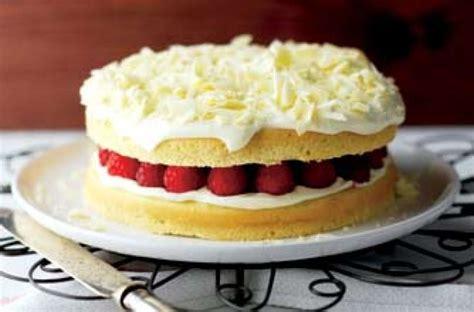 weight watchers white chocolate cake recipe goodtoknow