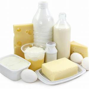 Opinions on milk products