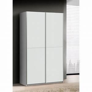 Porte Coulissante 120 Cm : ohio armoire chaussures range tout 120 x 191 cm achat ~ Dailycaller-alerts.com Idées de Décoration