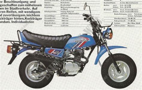 honda cy 50 ersatzteile cy80z cy80 honda motorrad cy 80 50 1979 original