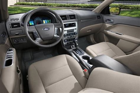 how things work cars 2011 ford fusion seat position control 2011 ford fusion hybrid used car review autotrader