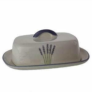 Butterdose Keramik Weiß : zeller keramik butterdose mit knauf fleur de provence online kaufen otto ~ Watch28wear.com Haus und Dekorationen