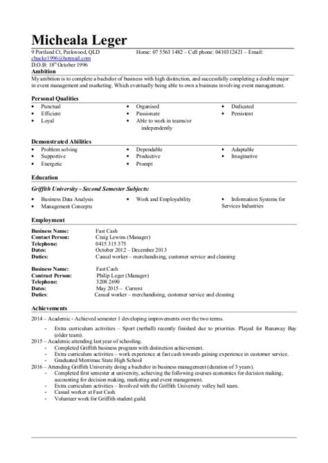 2014 Resume Templates by Resume Template 2014