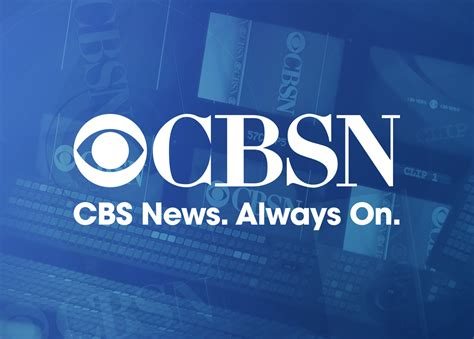 news live cbsn live news channel cbs news