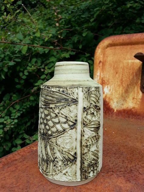 troika pottery images  pinterest cornwall