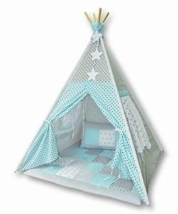 Tipi Spielzelt Zelt Fr Kinder T08 Spielzelt Mit