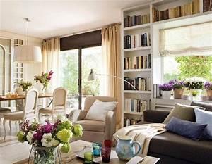 deco maison 25 photos pour integrer les plantes et fleurs With chambre bébé design avec bouquet de fleur a domicile