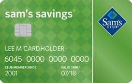 Credit card insider is an independent, advertising supported website. Sam's Club Credit Card benefits | Credit card application, Credit card, Sams club