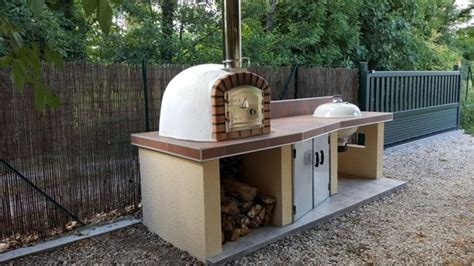 my barbecue four 224 pizza ext 233 rieur lisboa 90cm