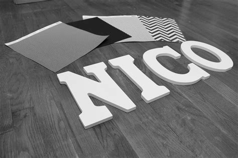 wooden letters for nursery diy decorate wooden letters for nursery popcorn and pandas 17990