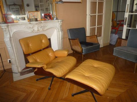 fauteuil lounge chair charles eames l atelier 50 - Fauteuils Charles Eames