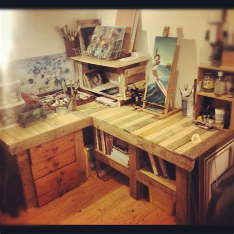 bureau palette bois bureau en palette de bois mzaol com