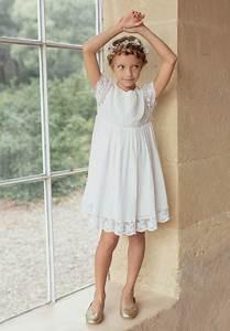 Tenue Mariage Boheme : robe de ceremonie fille 12 14 ans ~ Dallasstarsshop.com Idées de Décoration