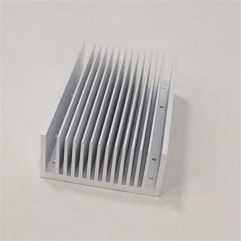 thermoelectric module heatsink block