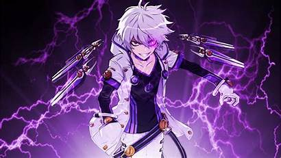 Anime Boys Elsword Purple Gaming Wallpapers Wallhaven