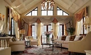 Interior Design Living Room Curtains