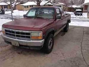 Find Used 1993 Dodge Dakota Le Extended Cab Truck