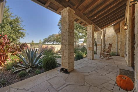 hill country ranch   san gabriel river  steve chambers aia